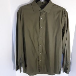 Banana Republic relaxed fit button down. Medium